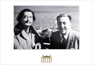 Dalí und Walt Disney