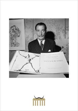 Dalí und Don Quichotte 1957 (II)