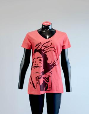 T-Shirt Kopf Salvador Dalí