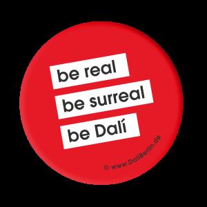 Button Be Dali Berlin