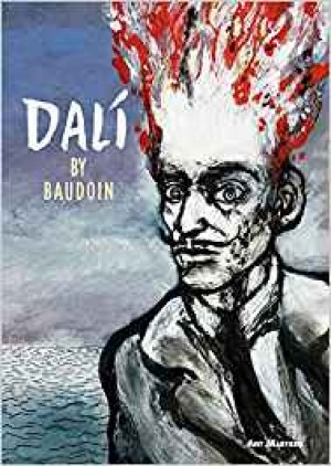 Dalí by Baudoin