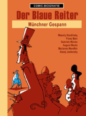 Comic-Biografie: Der Blaue Reiter