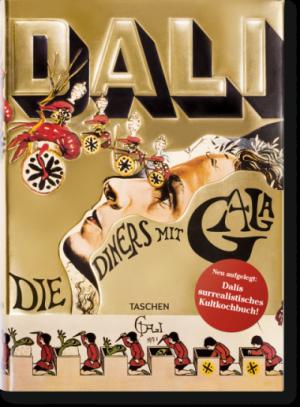 Dalí. Diners mit Gala