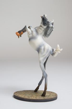 Figur: Pferd (Die Versuchung des Heiligen Antonius)