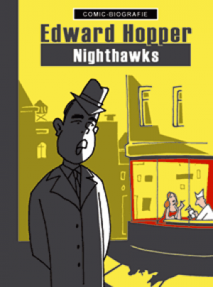 Comic-Biografie: Edward Hopper