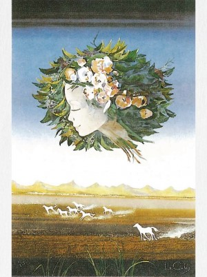 Pier Le Colas - La Visage Bouquet