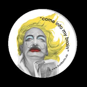Button Dalí Monroe