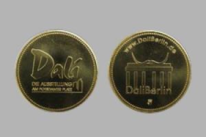 Münze Dalí Berlin