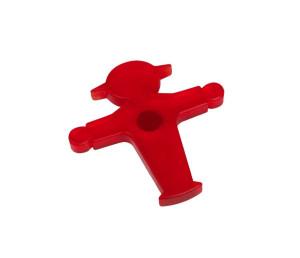 Ampelmann Magnet rot