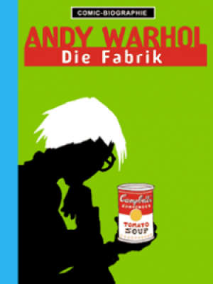 Comic-Biografie: Andy Warhol
